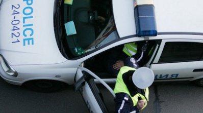 В Русенско отнеха 10 шофьорски книжки за няколко дни