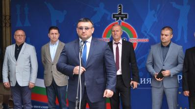 Гл. комисар Маринов: Саможертвата на загиналите колеги не е напразна и е жива в паметта ни
