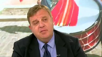 Министър Каракачанов: Отдавна съм в политическия цирк и разбирам много добре игричките на БСП (видео