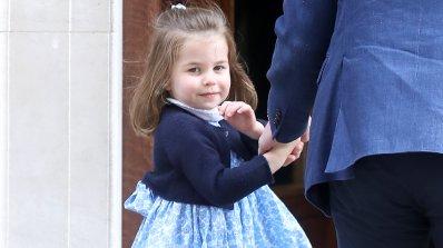 Принцеса Шарлот празнува трети рожден ден