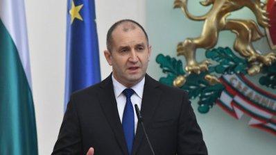 Румен Радев: Българският народ очаква сигурност в един все по-тревожен свят (снимки)
