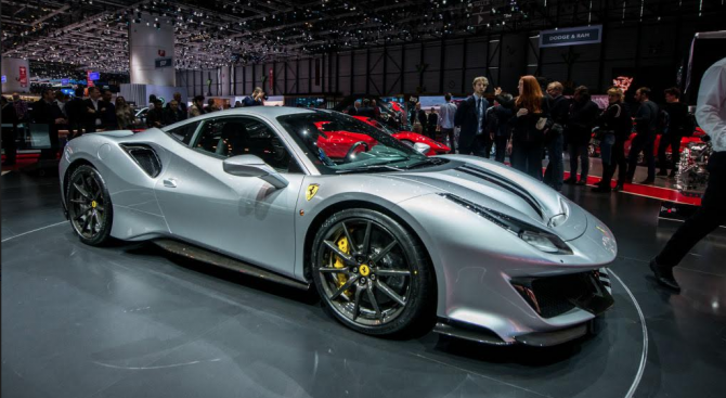Ferrari разпродадоха всичко за 2018-а и част от моделите за 2019-а