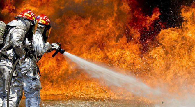В Лом забраниха паленето на огън в горските територии