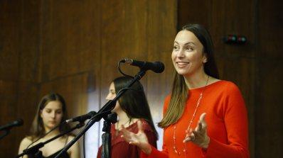Ева Майдел: Ще се радвам талантите на Горна Оряховица да се включат в Голямото хоро в Брюксел през 2