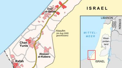 Израелската армия удвоява частите си около ивицата Газа и на Западния бряг