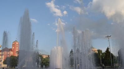 """Пускат уникалната """"Водна каскада"""" в Плевен за празника на града - 15 май"""