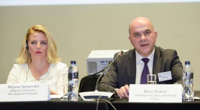 Бисер Петков: Европейската перспектива за Западните Балкани е приоритет за Европредседателството ни