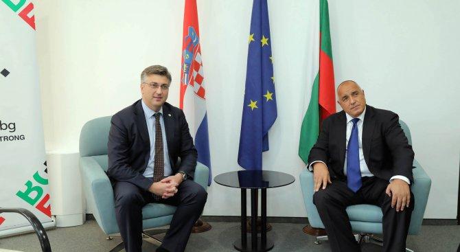 Бойко Борисов: Взаимният ангажимент на ЕС и Западните Балкани към реформи трябва да продължи (снимки