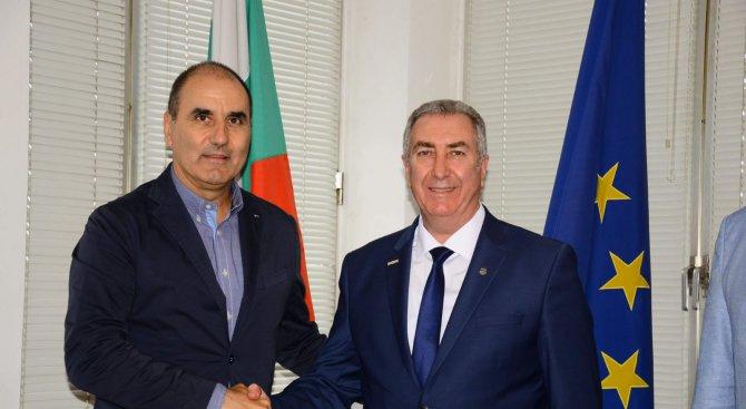 Цветан Цветанов: Северозападна България е във фокуса на правителството и на управляващото мнозинство