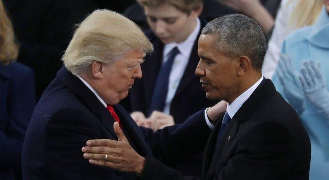 Доналд Тръмп: ФБР ме следеше по заповед на Барак Обама