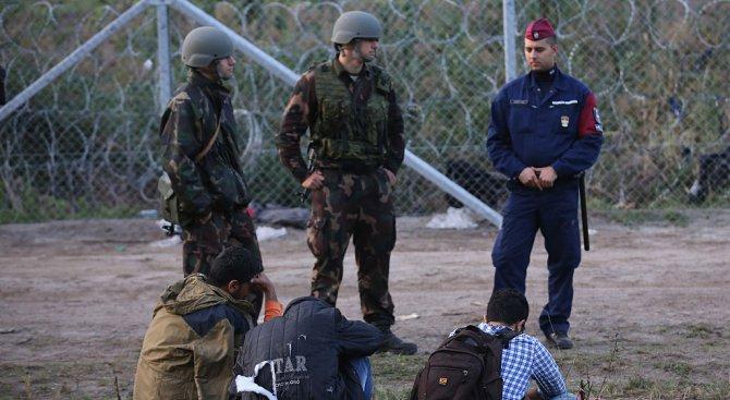 ЕК призова за засилване на действията по връщането на имигранти без право на престой