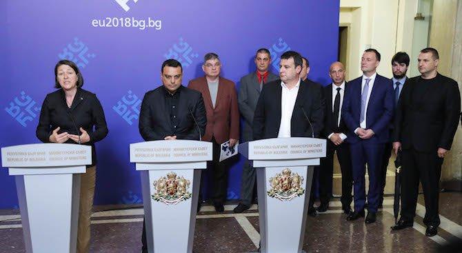 Борисов: Това, че сме най-отдалечени от Брюксел, не значи, че трябва да сме най-наказани (снимки+вид