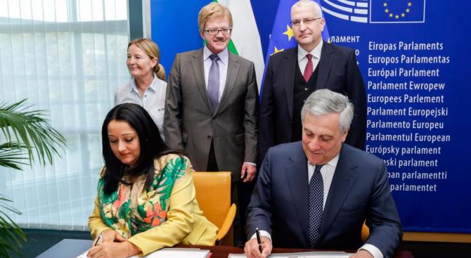 Нови правила за финансиране на европейските партии