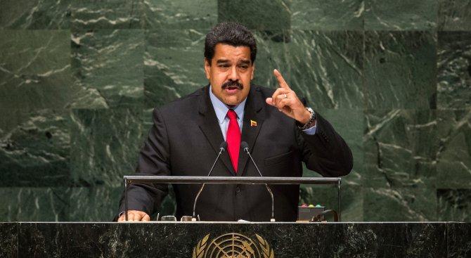 Президентът Николас Мадуро е на път да спечели нов мандат на днешните избори във Венецуела