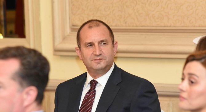Румен Радев: Хората от различни религии могат да живеят в мир и разбирателство на Балканите