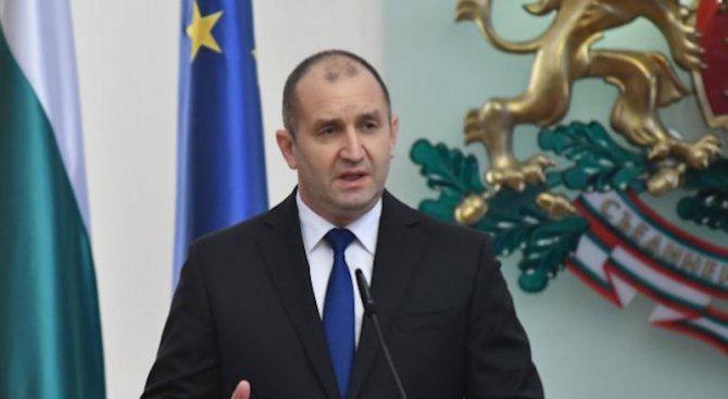 Румен Радев ще се срещне с президентите на Конфедерацията на европейския бизнес