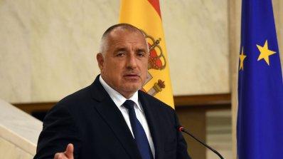 """Борисов: Не съм спрял да защитавам българските превозвачи, но не съм гръмогласен и """"смел"""""""
