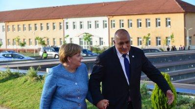 Борисов посрещна лидерите на Европа в София (снимки+видео)