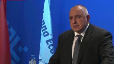 Борисов: Трябва да превърнем Балканите в строителна площадка (видео)