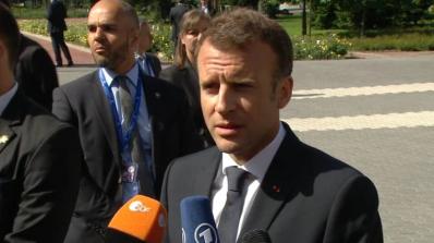 Макрон: Трябва да окуражаваме Западните Балкани, без да сме лицемери