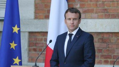 Еманюел Макрон предупреди да не се бърза с разширяването на ЕС