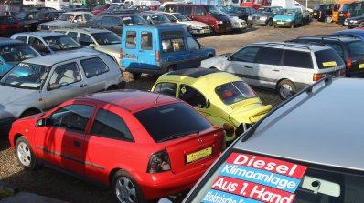Германски съд дава зелена светлина за забрани на по-стари дизелови коли в градовете