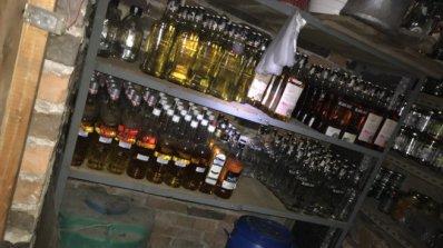 Иззеха над 150 литра алкохол
