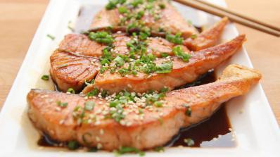 Консумацията на риба два пъти седмично намалява риска от сърдечни болести
