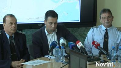 Кошмарен трафик заради срещата ЕС-Западни Балкани (видео)