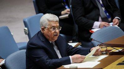 Махмуд Абас осъди като касапница избиването на 52 палестинци от израелската армия