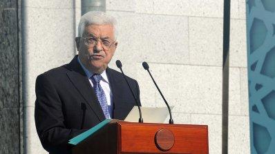 Махмуд Абас влезе в болница