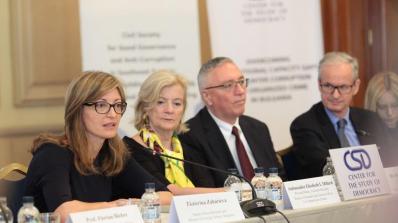 Министър Захариева участва в конференция за гражданското общество в Западните Балкани