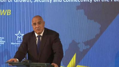 Премиерът: Ако на Балканите не си помогнем сами, и Господ няма да ни помогне (видео)