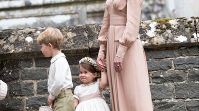Принц Джордж и принцеса Шарлот ще са шафери на сватбата на принц Хари