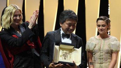 """Японски филм грабна """"Златна палма"""" на кинофестивала в Кан (видео+снимки)"""
