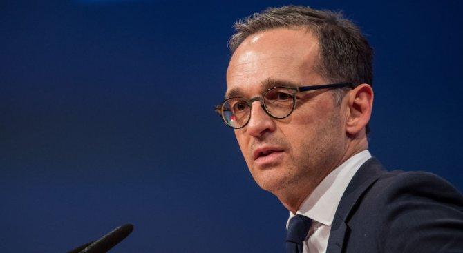 Германският външен министър призова да бъде спазена ядрената сделка с Иран