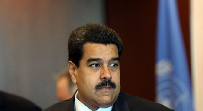 Преизбраха досегашния президент на Венецуела Николас Мадуро