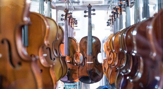 Първите цигулки били създадени, за да се имитира човешкият глас