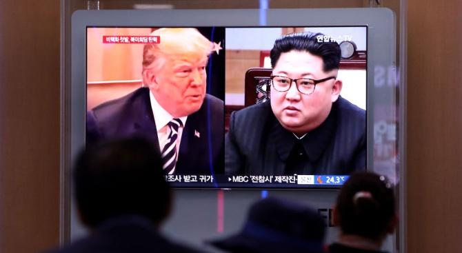 Северна Корея обяви, че е готова да преговаря със САЩ по всяко време