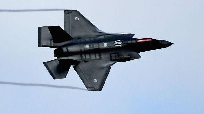 Израелските F-35 надвиха руските зенитни ракети