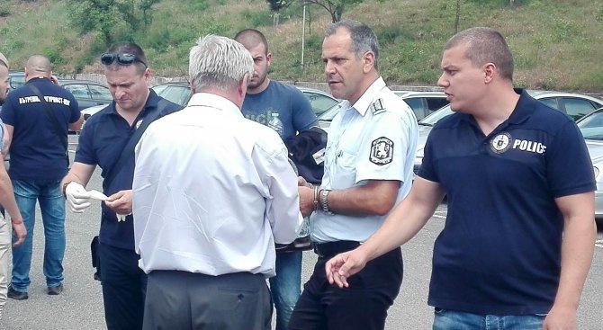Началникът на КАТ - Благоевград остава в ареста