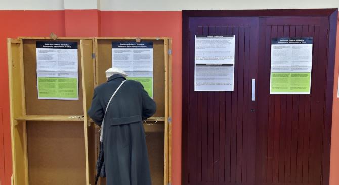 Ейре разреши абортите след референдум