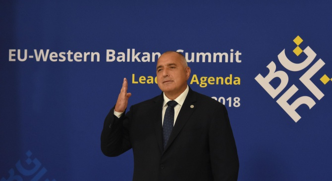 """Премиерът Борисов в Киев: Вълшебната дума е """"мир"""""""