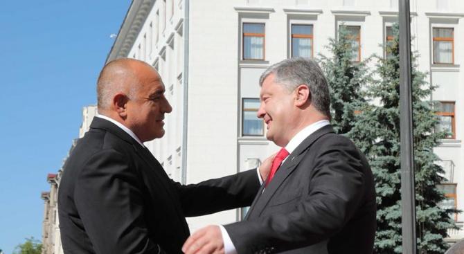Премиерът открива в Киев площад на името на Димитър Пешев