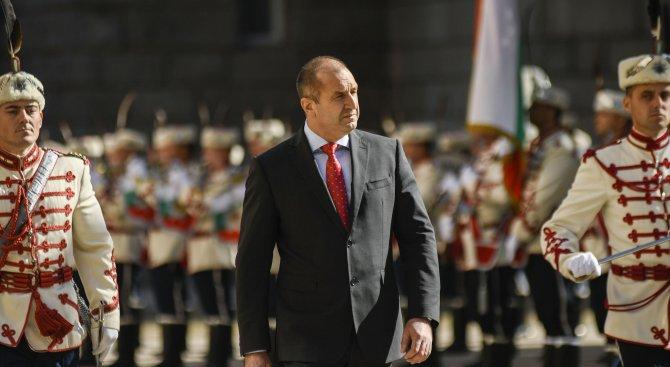 Президентът Румен Радев ще бъде на работно посещение в Русия