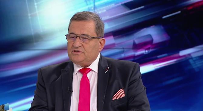 """Проф. Тасев: Трябва да дадем шанс на държавата да опита за АЕЦ """"Белене"""""""