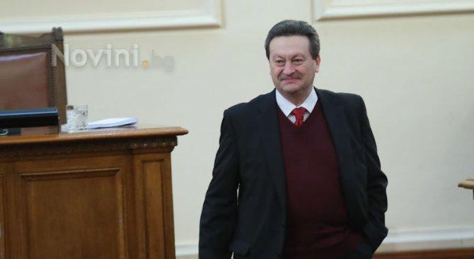 Таско Ерменков: Получих информацията за водата от Фейсбук. Не ми искайте оставката (видео)