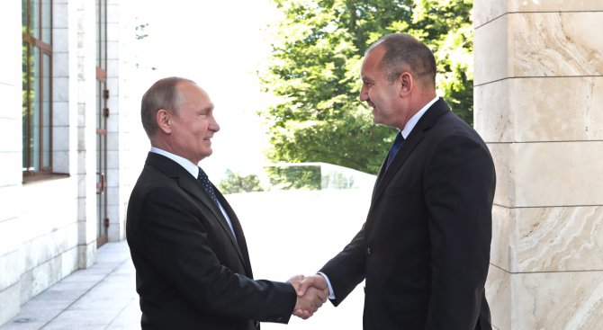 Владимир Путин: Очакваме Бойко Борисов до дни в Русия (видео+снимки)
