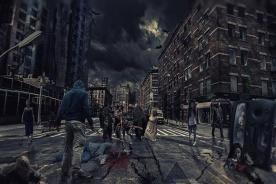 Жители на американски град бяха предупредени за атака от зомбита