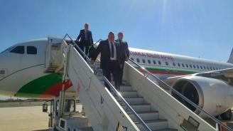 Бойко Борисов пристигна в Италия (снимки)